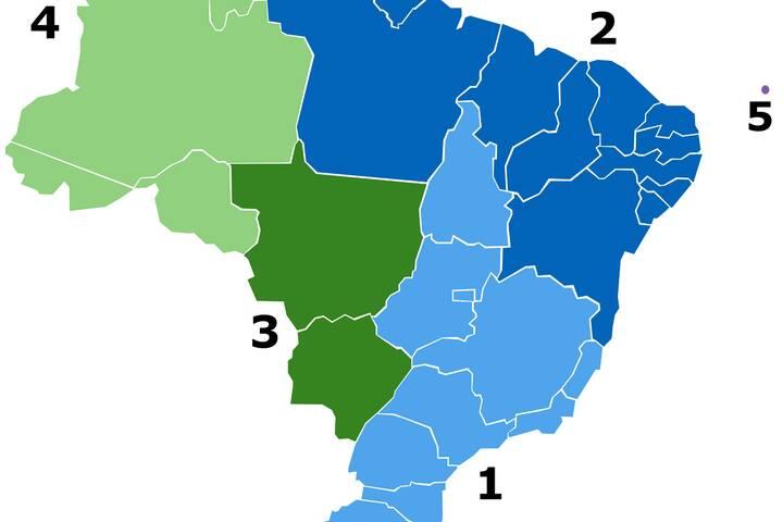 Zeitzone Brasilien Deutschland